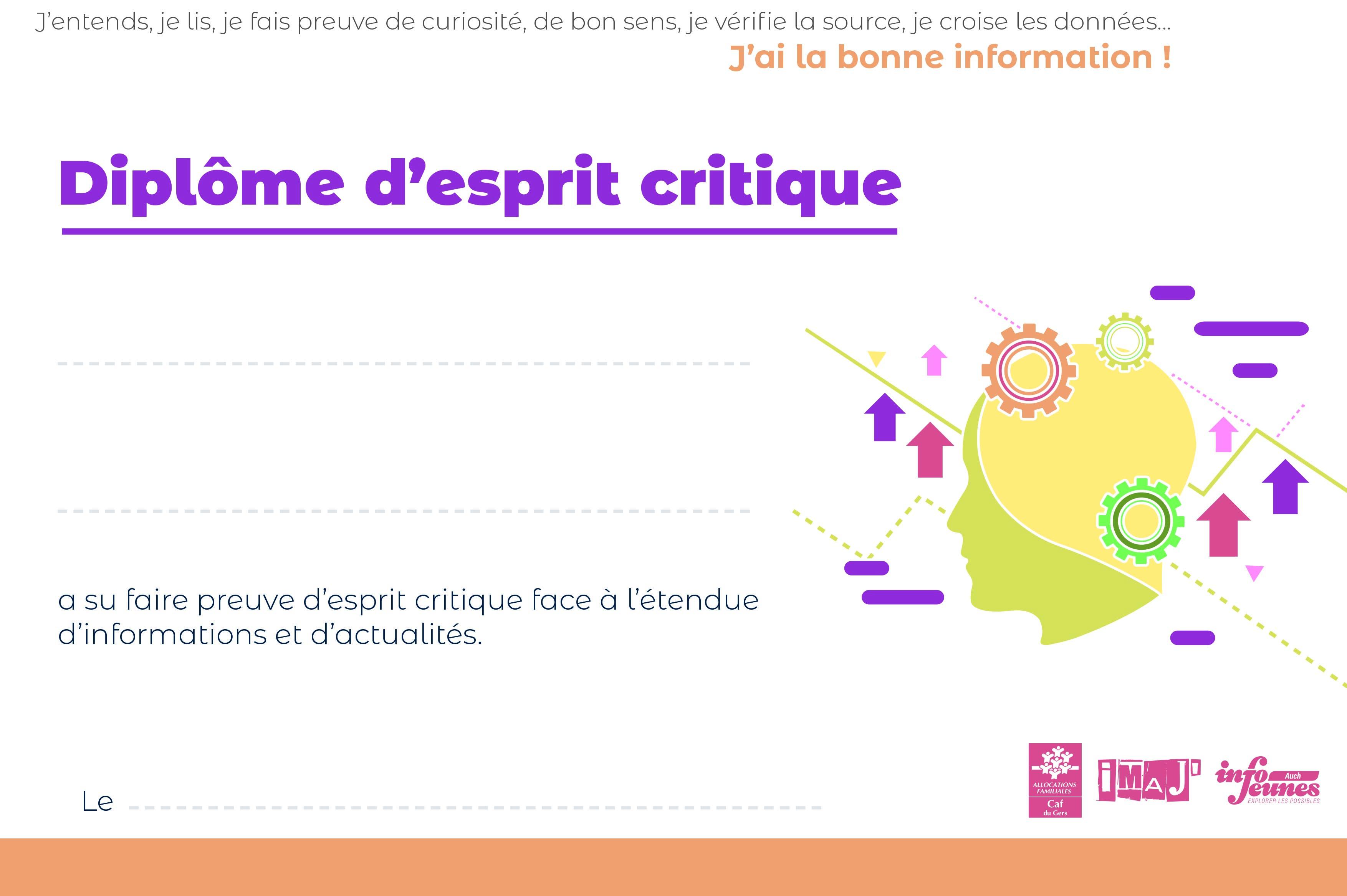 Diplome Jeu Critique