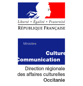 """Résultat de recherche d'images pour """"logo drac occitanie"""""""""""